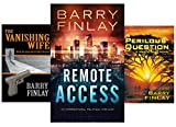 The Marcie Kane Thriller Collection (Books 1-3)