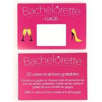 Bachelorette-Jeu-de-20-gages--gratter-pour-Enterrement-de-Vie-de-Jeune-Fille-Cartes-grattables-pour-Un-EVJF-inoubliable