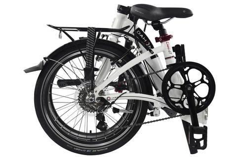 2017 Dahon Ciao D7 Folding 7 Speed Bike 13.9 Kg - Buy ...