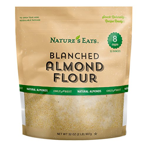 Nature's Eats Blanched Almond Flour, 32...