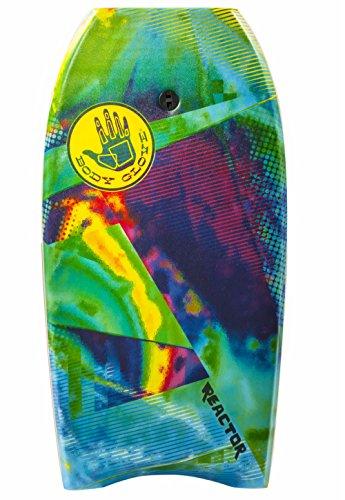 Body Glove 16512 Reactor Body Board, Green, 41'