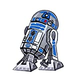 Disney Star Wars R2D2 Droid Patch Robot Officially Licensed Iron On Applique