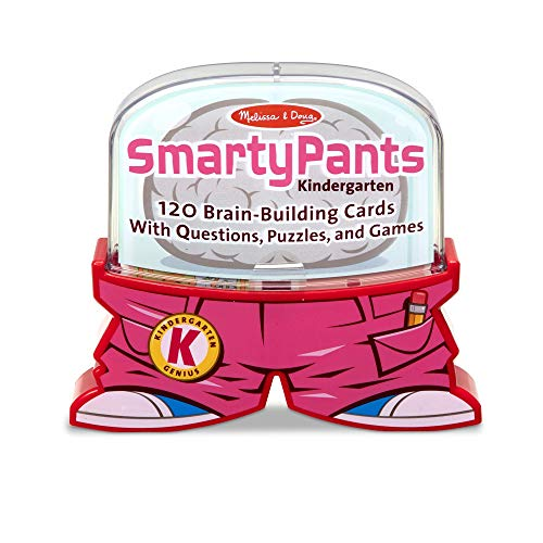 Melissa & Doug Smarty Pants Kindergarten Card Set - LOW PRICE!