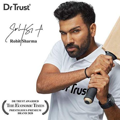 Dr-Trust-USA-Gold-Standard-Blood-Glucose-Test-Strips-Plus-Lancets-50-Strips-Black