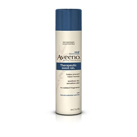 AVEENO Therapeutic Shaving Gel