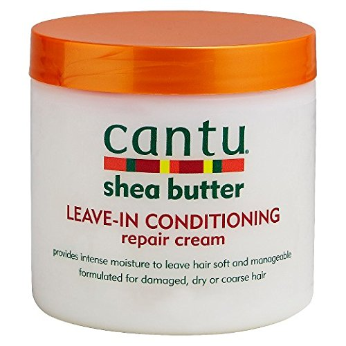 Cantu Shea Butter Leave-in Conditioning Repair Cream, 2 oz.