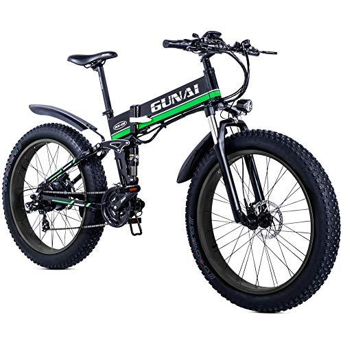 Mountain bike elettrica gunai B084JS4NMQ