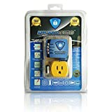 *Appliance Shield*New Top Rated Surge Protector*Protects Appliances From Damaging&Costly Voltage Spikes/Dips*Works Great For All Large Appliances*Refrigerators/Freezers/Dryers*Best In Class 20 Amp*