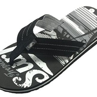 40fe12718549 0161 Men s Rubber Sandal Slipper Comfortable Shower Beach Shoe Slip On Flip  Flop