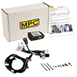MPC Complete Plug-n-Play Remote Start Kit for 2013-2015 Toyota RAV4 Push-to-Start -Uses Factory Remotes