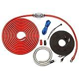 Carwires AIK-PS4000 – 4 Gauge Car Amplifier Wiring Kit