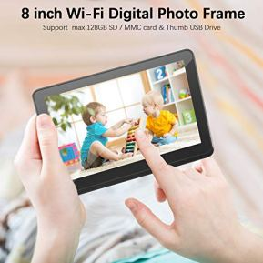 Digital-Picture-Frame-WiFi-Digital-Photo-Frame-YEEHAO-1920x1080-Touch-Screen-Support-Thumb-USB-Drive-and-SD-Slot-Music-Player-Share-Photos-and-Videos-via-APP-Cloud-Email8-inch