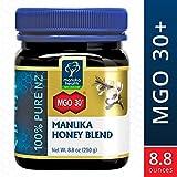 Manuka Health - MGO 30+ Manuka Honey Blend, 100% Pure New Zealand Honey, 8.8 oz (250 g)