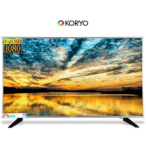 Koryo 109 cm (43 Inches) Full HD LED TV KLE43EXFN96 (Black) (2019 Model) 185