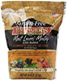 Evanger'S Grain Free Meat Lover'S Medley With Rabbit Dry Dog Food, 4.4-Pound