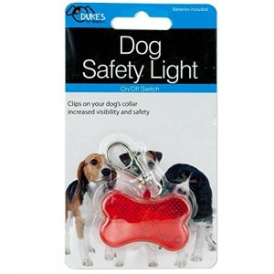 Kole Imports Reflective Dog Safety Light