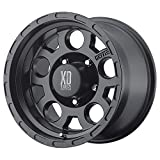 XD Series by KMC Wheels XD122 Enduro Matte Black Wheel (18x9