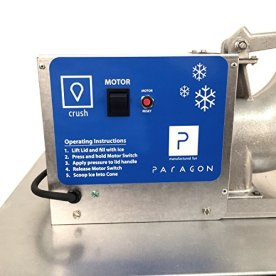 Paragon-Port-A-Blast-SNO-Cone-Machine-for-Professional-Concessionaires-Requiring-Commercial-Heavy-Duty-Snow-Cone-Equipment-13-Horse-Power-792-Watts
