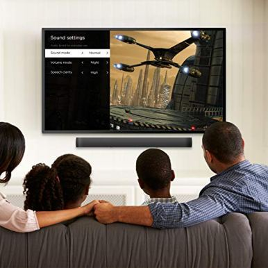 Roku-Smart-Soundbar-4KHDHDR-streaming-media-player-exceptional-audio-includes-Roku-voice-remote