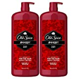 Old Spice, Shampoo and Conditioner 2 in 1, Swagger for Men, 32 fl oz, Twin Pack