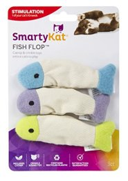 SmartyKat-Fish-Flop-Cat-Toy-Catnip-Crinkle-Toys-3-Toys-per-package