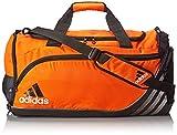 adidas Team Speed Medium Duffel Bag, Team Orange/Black