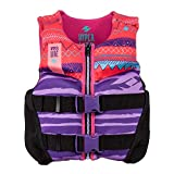 Hyperlite Girl's Youth Indy Life Jacket Purple (S)