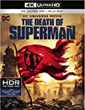DCU: The Death of Superman (4K/UHD/Blu-ray)