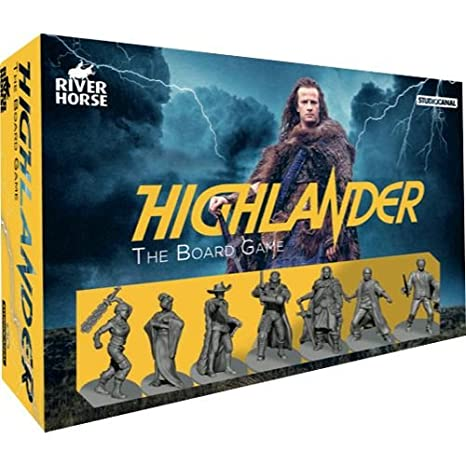 Image result for Highlander: The Board Game