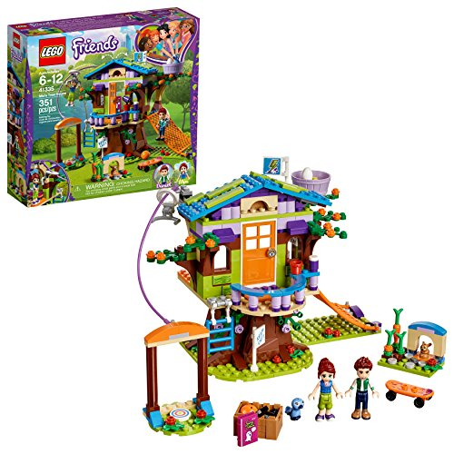 LEGO Friends Mia's Tree House Building Kit - LOW PRICE!