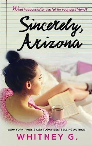 Sinceramente, Arizona de Whitney G.