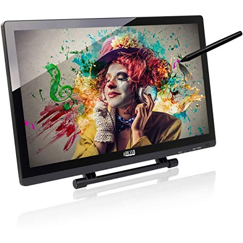 Adesso Tablet Monitor 21.5-Inch Screen LED-Lit Monitor (CyberTablet T22HD)