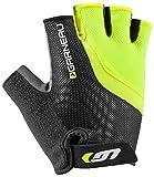 Louis Garneau Men's Biogel RX-V Bike Gloves, Bright Yellow, Large