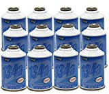 ZeroR R-134a Refrigerant - Made in USA - 12oz Cans (12 Cans)
