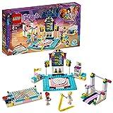 LEGO Friends Stephanie's Gymnastics Show 41762 Building Kit (241 Pieces)