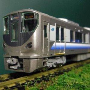 Series 225-5000 [Kansai Airport, Kishu-ji Rapid Service] (4-Car Set) (Model Train) 51wjZOWogeL