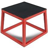 Titan Fitness 12' Plyometric Box HD Step Plyo Box Jump Exercise Fit Training