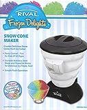 Rival Frozen Delights Snow Cone Maker (Black)