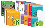 This Horizons five subject curriculum set contains everything you need to launch your students Kindergarten year: Curriculum for Math, Phonics & Reading, Health, Spelling & Vocabulary, and Penmanship.