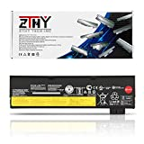 ZTHY High Capacity 72Wh 61++ 01AV427 Laptop Battery for Lenovo ThinkPad P51S P52S T470 T480 T570 T580 TP25 A475 A485 01AV423 01AV425 01AV428 01AV492 SB10K97584 SB10K97585 10.8V 6600mAh 6-Cell