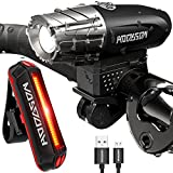 HODGSON Bike Lights 400 Lumens...