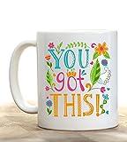 You Got This Coffee Cup, Entrepreneur Gift, Entrepreneur Mug, Mompreneur Mug