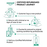 (Certified Refurbished) OnePlus 6 (Mirror Black, 6GB RAM, 64GB Storage)