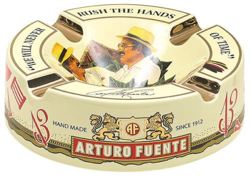 Limited Edition Arturo Fuente Porcelain Cigar Ashtray