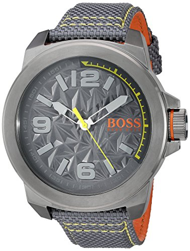 quartz Movement Durable mineral crystal protects watch from scratches Japanese-quartz Movement