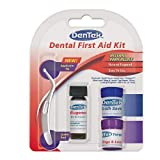 DenTek Toothache Kit   Instant Pain Relief   Contains Applicator, Toothache Medication, Temporary Filler, and Tooth Saver Jar