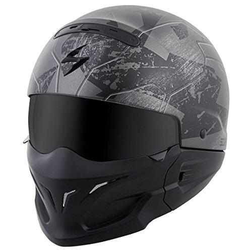 ScorpionExo Covert Unisex-Adult Half-Size-Style Ratnik Helmet (Phantom, Large)