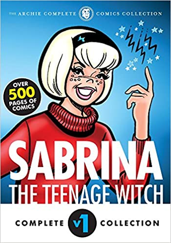 Image result for sabrina the teenage witch graphic novel