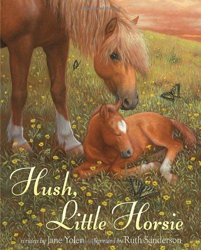 hush little horsie cover