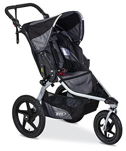 BOB Revolution Flex 2.0 Jogging Stroller; Black